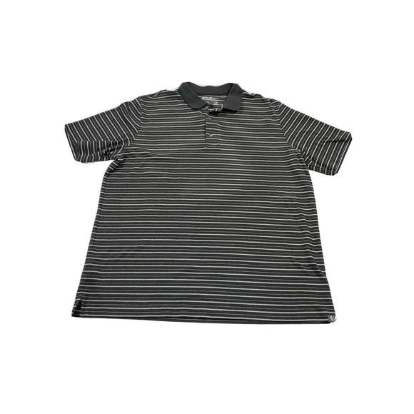 Eddie Bauer Travex Mens Polo Shirt XL Tall